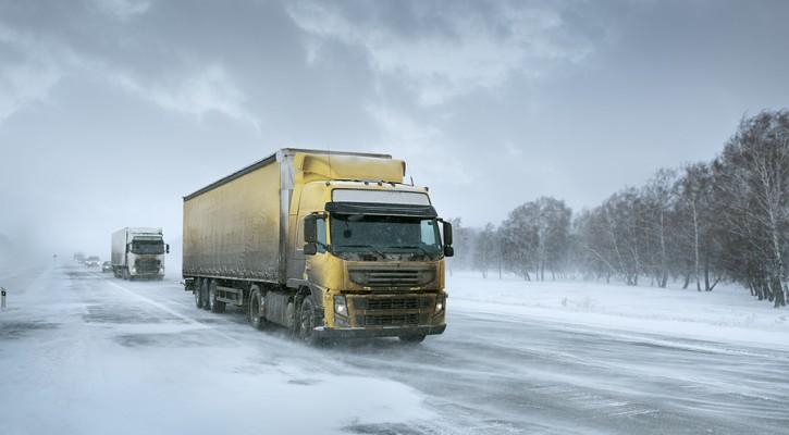 winter vehicles